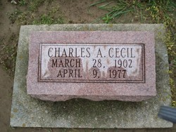 Charles Arthur Cecil
