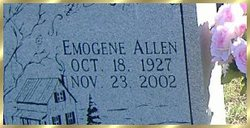 Emogene <i>Allen</i> Dixon