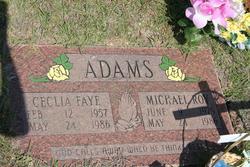 Cecilia Faye Adams