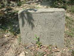 Mary Artie <i>Simmons</i> O'Brien