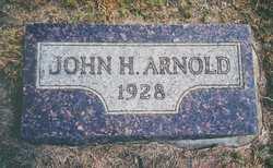John H. Arnold