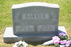 Alva E Barker