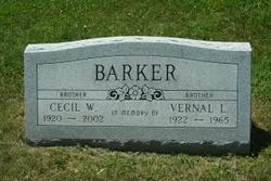 Cecil W. BARKER