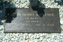 John Henry KANTNER