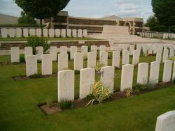 Harlebeke New British Cemetery