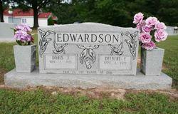 Delbert Eugene Edwardson