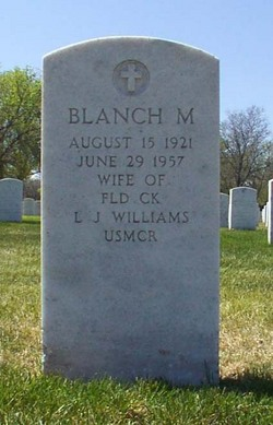 Blanch M Williams