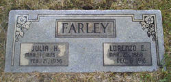Julia <i>Housley</i> Farley