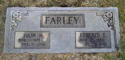 Lorenzo E Farley