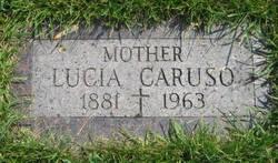 Lucia (Lucille) <i>Zarienga</i> Caruso