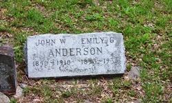 Corp John W Anderson