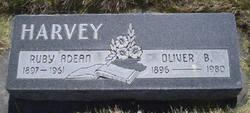 Ruby Adean <i>Stone</i> Harvey
