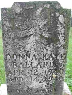 Donna Kaye Ballard