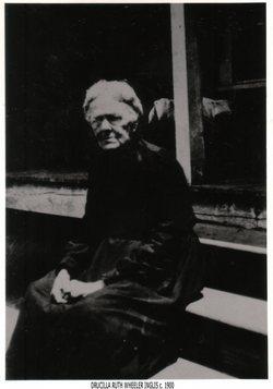 Drucilla Ruth <i>Wheeler</i> Inglis