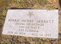 Berrie Henry Jarrett