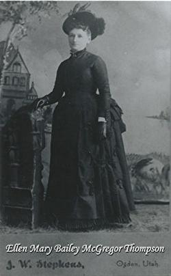 Ellen Mary <i>Bailey</i> McGregor Thompson