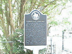 Bosqueville Cemetery