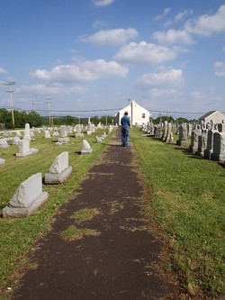 Providence Mennonite Church Cemetery