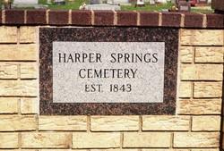 Harper Springs Cemetery