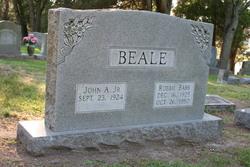 Robbie Quintella <i>Babb</i> Beale