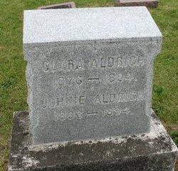 Clara Aldrich