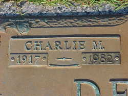 Charlie Mike Deason