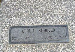 Opal Iowa <i>Love</i> Schuler