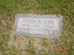 John K Erb