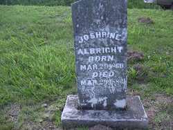 Josephine Albright