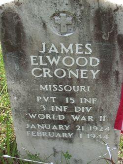 James Elwood Croney