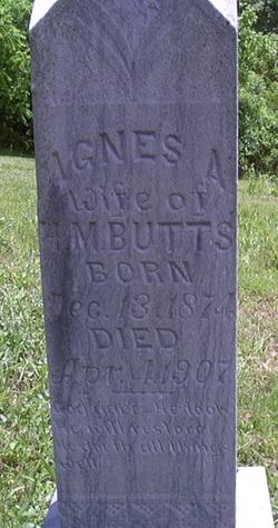 Agnes A. Butts