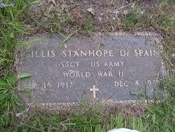 Sgt Gillis Stanhope DeSpain