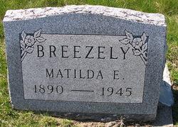 Matilda Ellen Breezely