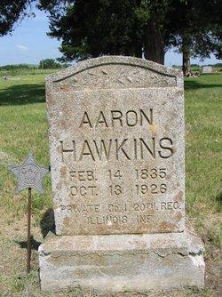 Pvt Aaron Hawkins, Jr