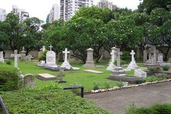 New Protestant Cemetery