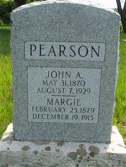 John August Pearson
