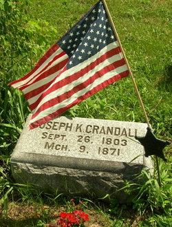 Joseph Kenyon Crandall