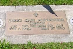 Jerry Dan Alexander
