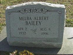 Melba Albert Bailey