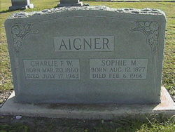 Charlie F.W. Aigner
