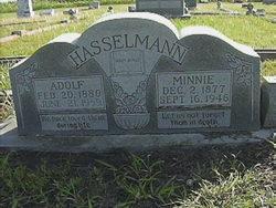 Minnie Hasselmann
