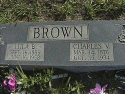 Charles V Brown