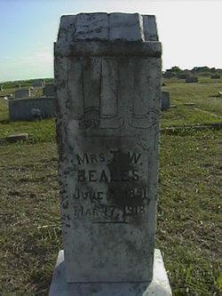 Mrs T. W. Beales