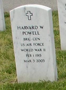 Harvard W. Powell