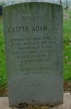 Casper Adams