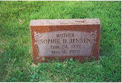 Dorthe Sophie <i>Nielsen</i> Jensen