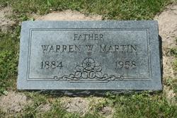 Warren W. MARTIN