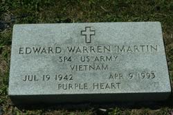 Edward Warren MARTIN