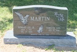 Howard Lee MARTIN, Jr
