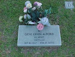Gene Ervin Alford